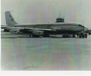 55-3118 First Flight